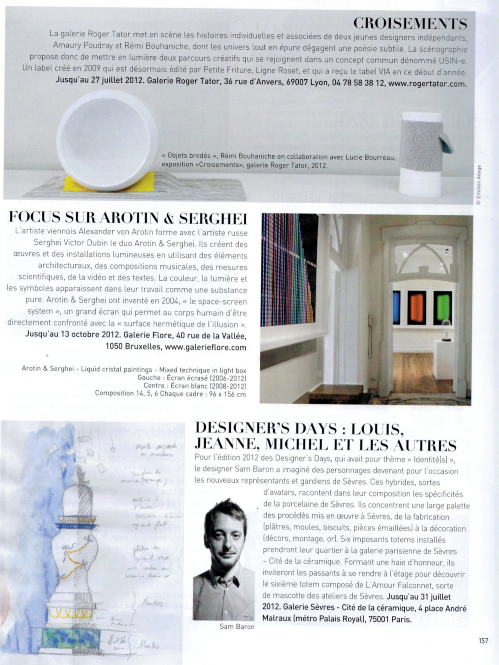 Home Magazine — July 2012