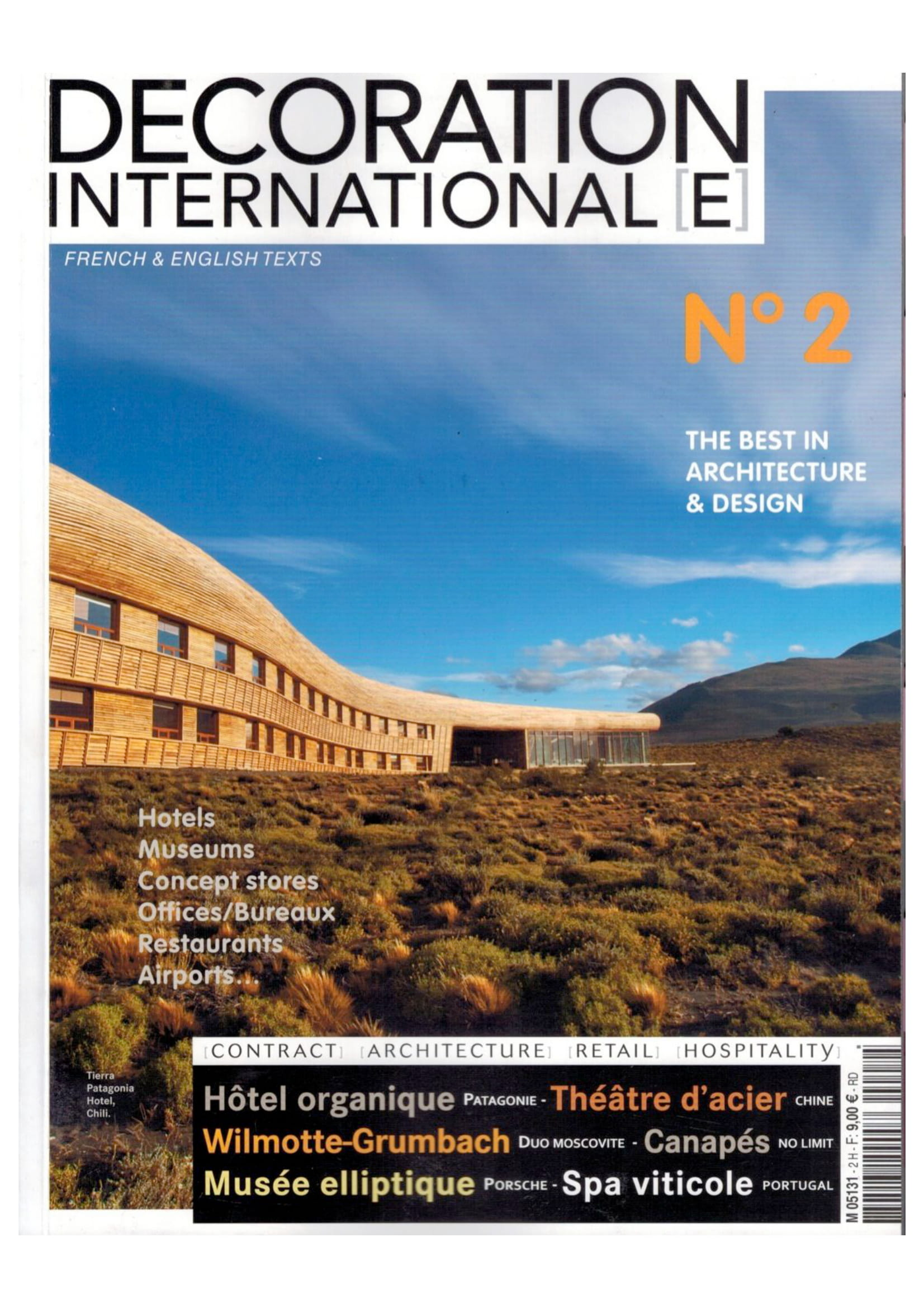 Decoration International — Sept. 2012