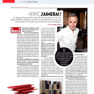 Paris Match — Sept. 2016