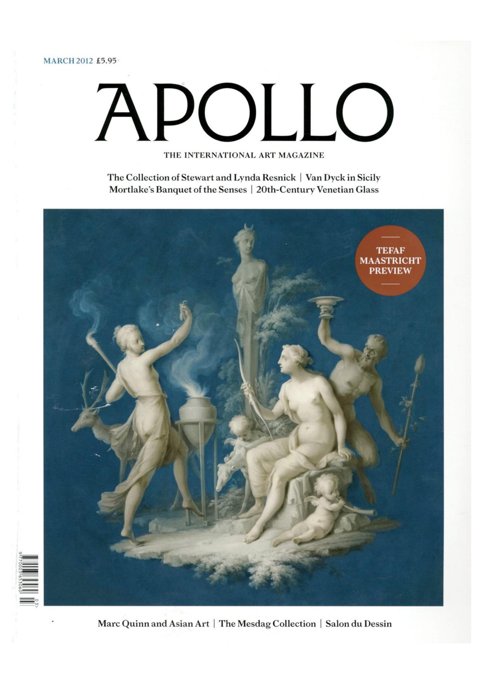 Apollo — March 2012