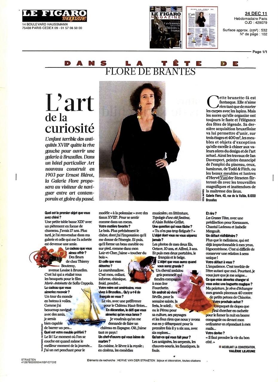 Le Figaro Magazine — Dec. 2011