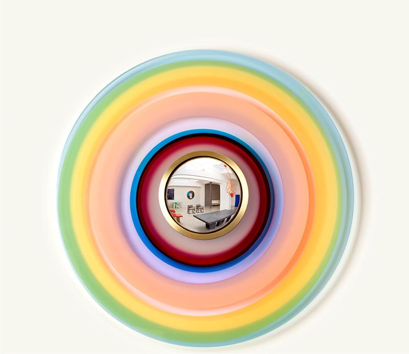 Miroir Lollypop n°446
