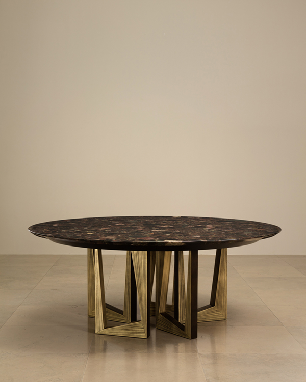 Table Interference ronde
